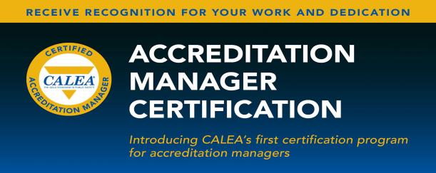Accreditation Manager Program